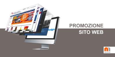 Il tuo nuovo sito web in offerta sconto a partire da 400 €