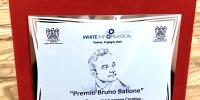 SI classifica terzo Teramo Beacon, il progetto di Matteo Renzi presentato al Premio Bruno Ballone